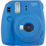 دوربین چاپ سریع Fujifilm instax mini 9 Instant Film Camera (Cobalt Blue)